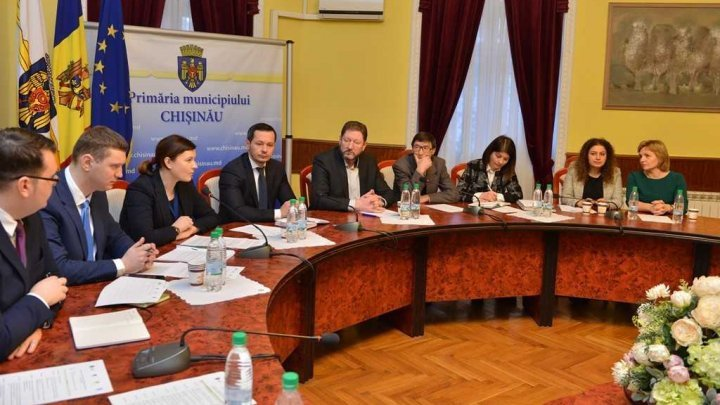Chisinau draws up Sustainable Urban Mobility Plan for the first time