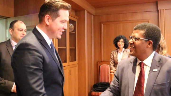 UNFPA Deputy Director discussed with Minister Tudor Ulianovschi on cooperation with Moldova