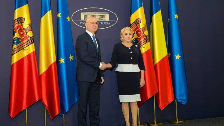 Filip wrote a letter to Viorica Dancila: Romanian presidency over the EU Council is an opportunity to improve the relationship between Moldova and the EU