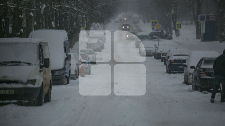 YELLOW WARNING of snow and ice across Moldova. How cold is Chisinau on January 21