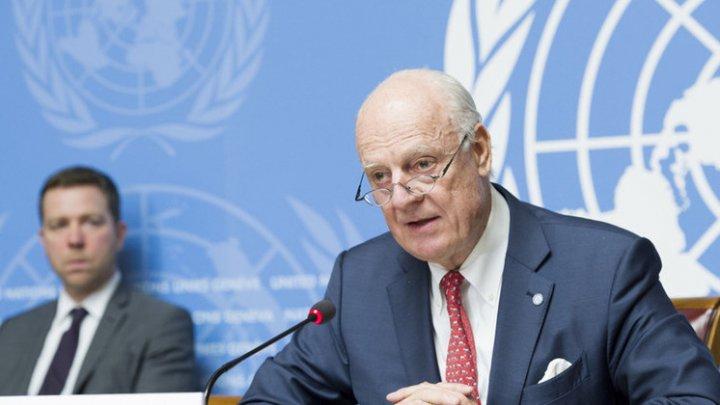 New UN envoy says talks iN Syria 'constructive'