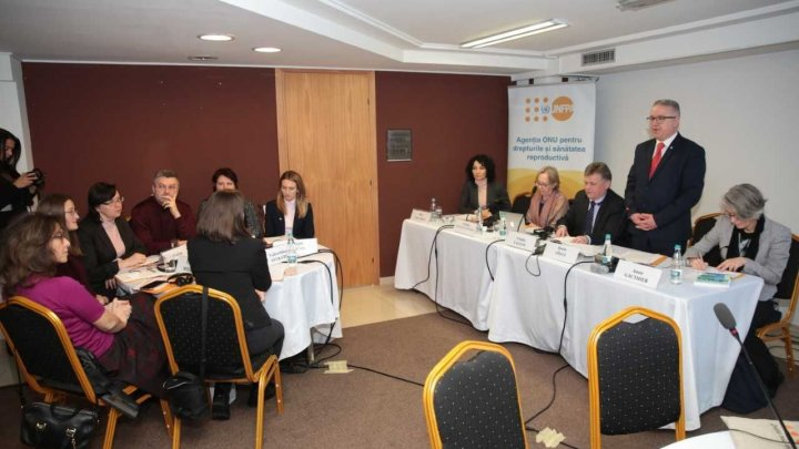 "In Republic of Moldova will be realized for the first time the study ""Generations and Gender"", which will underpin the improvement of demographic situation"