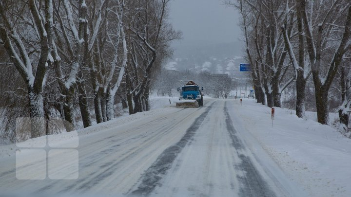 Country's condition after the heavy snow fall