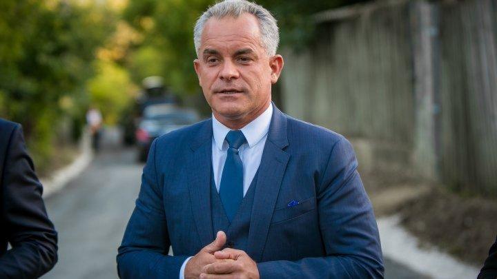 Vlad Plahotniuc will run on No.17 constituency, in Nisporeni