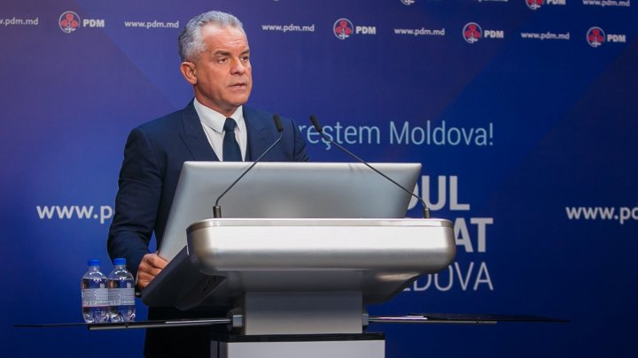 PDM mounted election campaign. Vlad Plahotniuc: Heads up, we launched campaign as we're proving by facts, not words