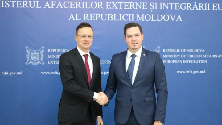 Hungary disagrees with EU critics about Moldova and says that stop funding Moldova is not fair