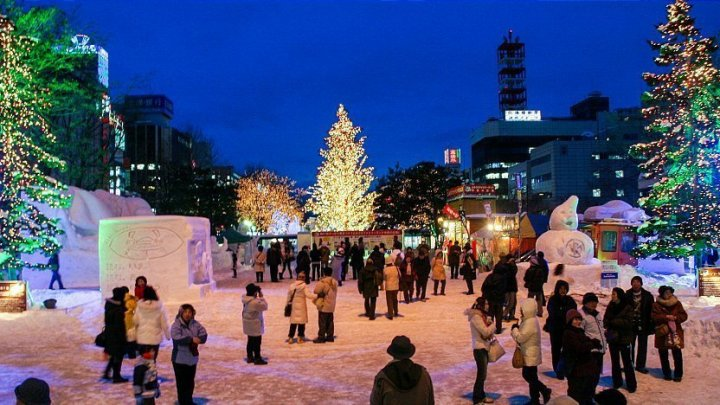 Japan Sapporo Snow Festival: What awaited in this spectacular sculptures festival