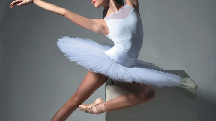 Story of the ballerina who has won the National Dance Championship