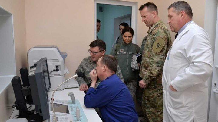 National Army talk with US Armed Forces on developing operational medicine capabilities