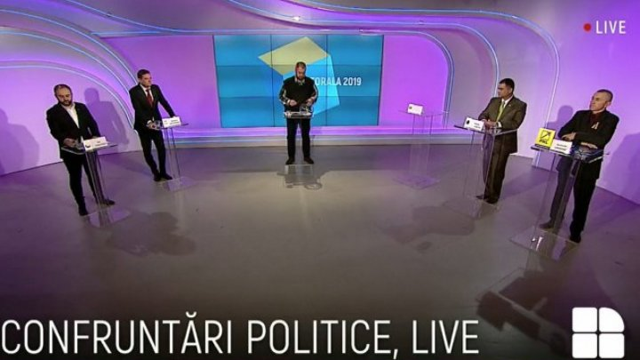 Election debates on Publika: What were proposals of National Liberal Party, Ecologist Green Party, Șor Party and Democracy Home party