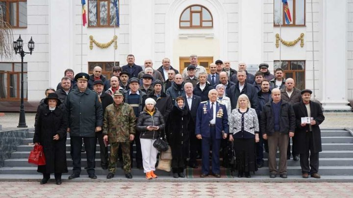Afghanistan war veterans to be decorated with commemorative cross in February