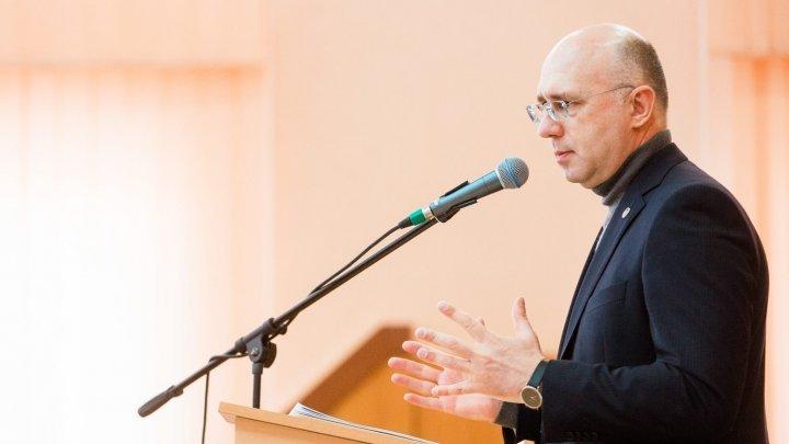 Pavel Filip: Road connecting Tvardita - Ceadir-Lunga will be soon enhanced