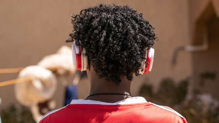 "The World Health Organization warned today that over a billion young people are at risk of hearing loss ""simply by doing what they really enjoy doing a lot, which is listening regularly to music through their headphones over their devices."""