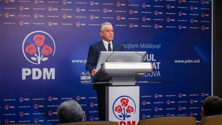 Vlad Plahotniuc: PDM achieved success in referendum to reduce number of deputies and cancel mandates