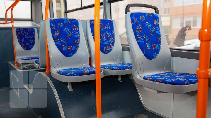 Ialoveni - Chisinau trolleybus starts first trip: No more worries lack of transport and crowded minibus