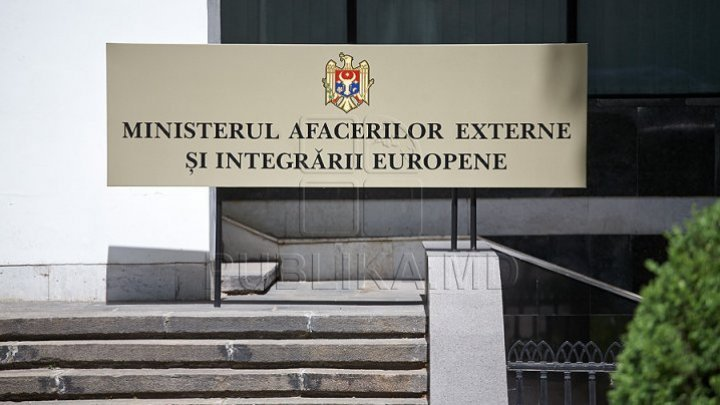 Foreign Ministry's statements on searches at Moldovan Consulate in Bucharest