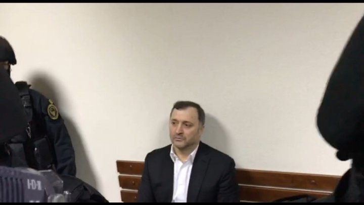 Trial hearing in Vlad Filat's case called off again. What is the reason