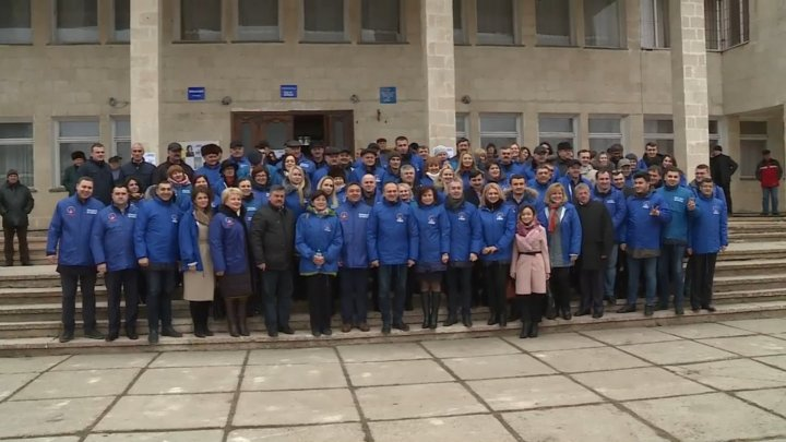 PDM delegation in southern Moldova: Democrats met with residents of Cahul and Cantemir