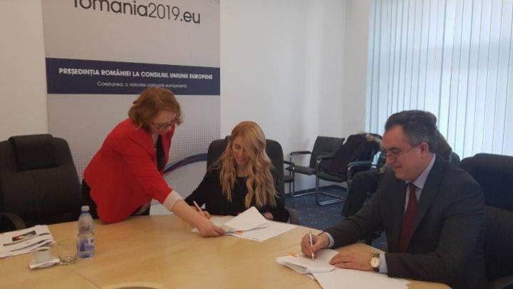 It's signed! Moldova and Romania to modernize Sculeni-Sculeni, Leuseni-Albita and Giurgiulesti-Galati crossing points