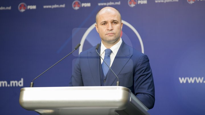 PDM announced it's candidate for the Chisinau City Hall