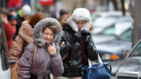 Yellow Waring for gust issued across Moldova