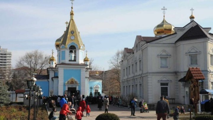 Victims of Nistru war commemorated at Capital Monastery Saint Great Martyr Teodor Tiron