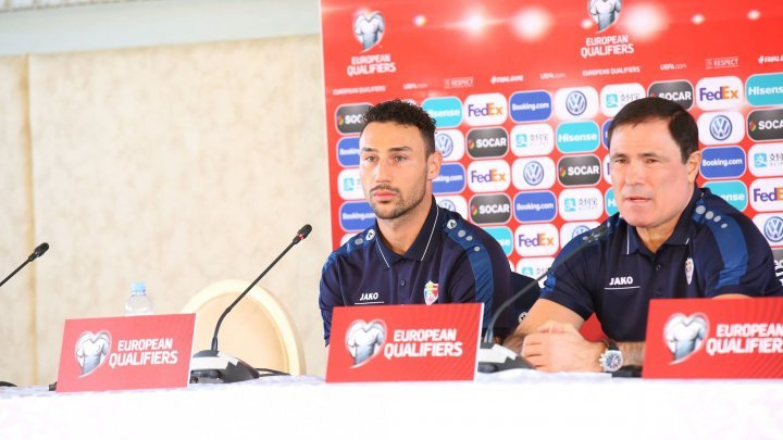 Match of the year: First declarations of Artur Ionita: I wish we will succeed