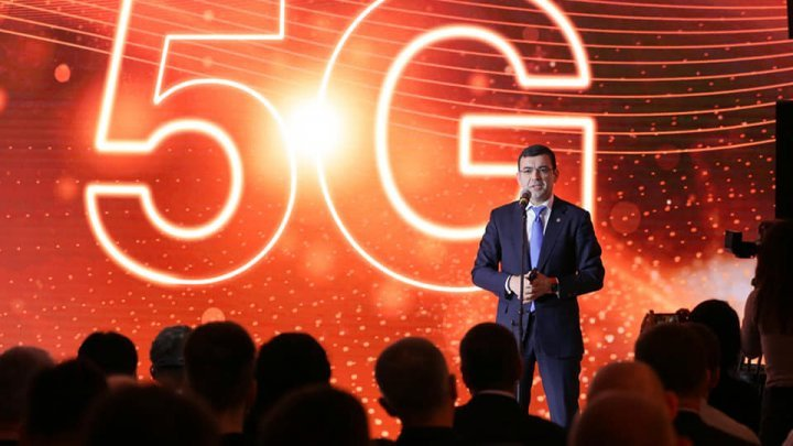 Moldova tested 5G technology for the first time