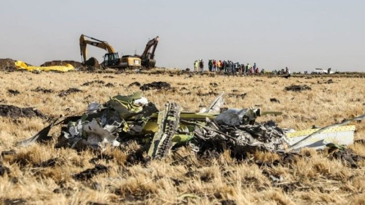 Ethiopian Airlines 'black boxes' found. Pilot had reported difficulties and had asked to return to Addis Ababa