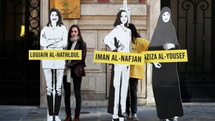 Saudi women's rights activists go on trial. Reporters and diplomats barred from attending court