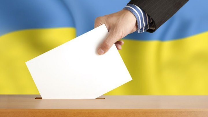 Ukrainian citizens in Republic of Moldova to cast their vote for presidential elections