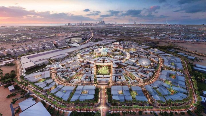 Moldova benefits of 400 square meters within 2020 Dubai Expo