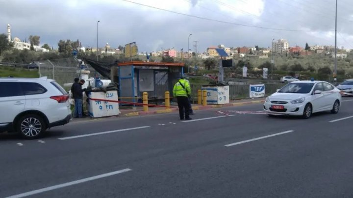 Moldovan was injured within a terrorist attack in Israel