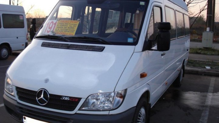 Tragedy in Capital. Man died in minibus