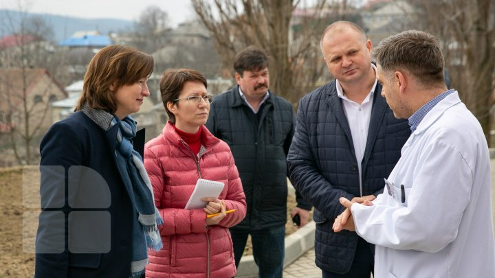 Germany continues to invest in Moldova.  Solar panels were installed in Calarasi district hospital