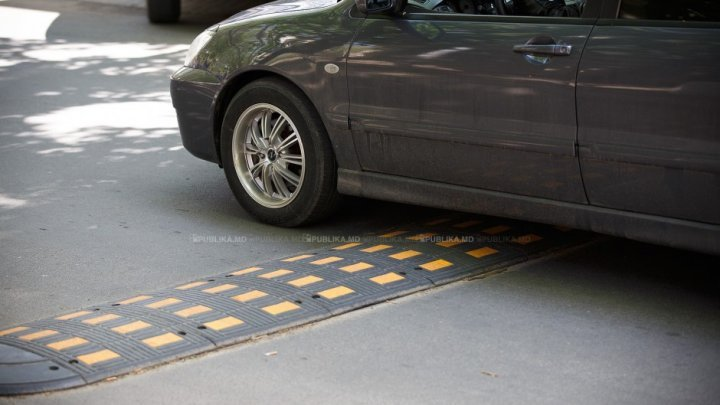 Speed limiters, markings to be installed in Capital, says City Hall