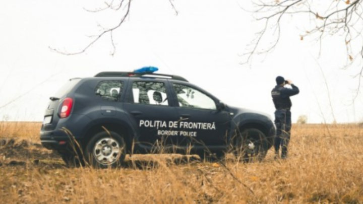 A Moldovan attempted to sneak to country through field. What did police find out