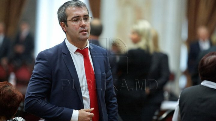 Sergiu Sirbu deputy attacked by Pavel Grigorciuc. DPM deputy suffered concussion