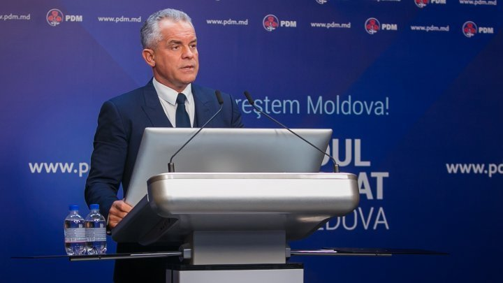 Vlad Plahotniuc after meeting with head of state: PDM doughty to form stable, responsible and fairly efficient government for people