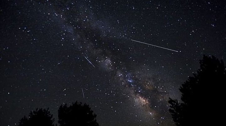 It's Lyrid season! One of the oldest recorded meteor showers will streak across night skies this month peaking on April 22