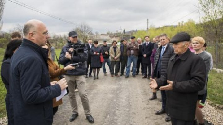Pavel Filip: We'll carry on projects in each locality to address people's needs