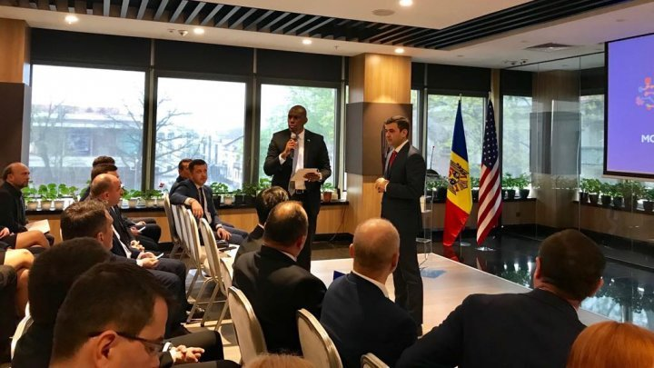 Investment opportunities showed off to U.S. trade delegation in Moldova - USA Forum