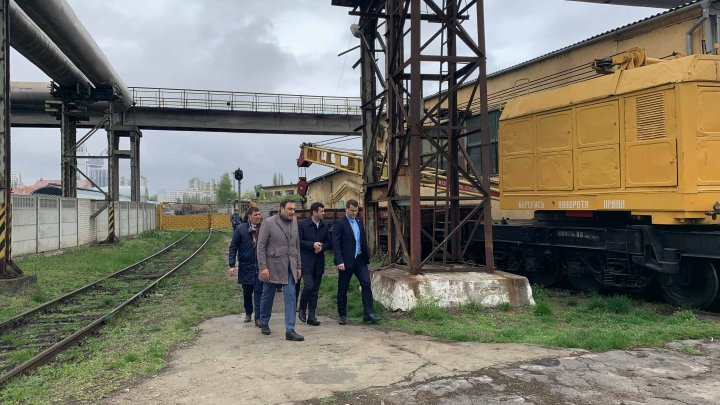 Companies transporting materials for project Good Road for Moldova to benefit preferential tariffs