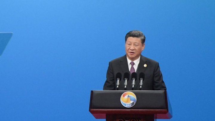 China's President Xi Jinping vows transparency over Belt and Road