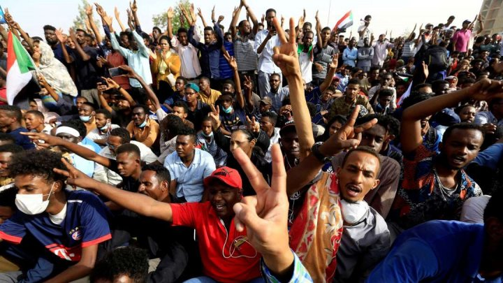 Sudan and Algeria, new wave of peaceful regime change, sending shock waves across the Middle East and North Africa and warning to tyrants worldwide