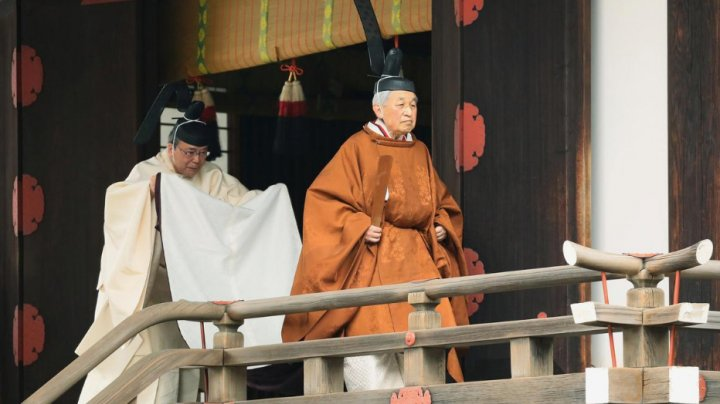 A new era in Japan: Emperor Akihito declared historic abdication