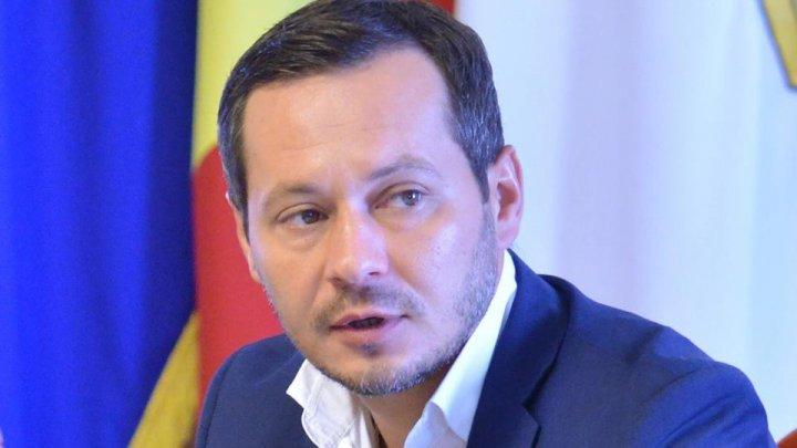 Chisinau Acting Mayor Codrean points ex-Mayor Chirtoacă accountable for enterprise's bankruptcy