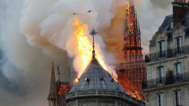 Ministry of Foreign Affairs to Notre Dame fire: This tragedy saddened us all