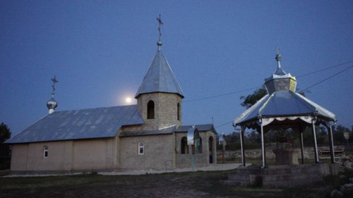 Church from Chirilovca village, Floresti district will turn into a monastery. DPM deputy funded the repair works