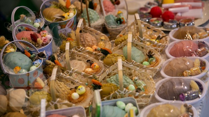 Easter fair in Chisinau. What does it exhibit (PHOTO)